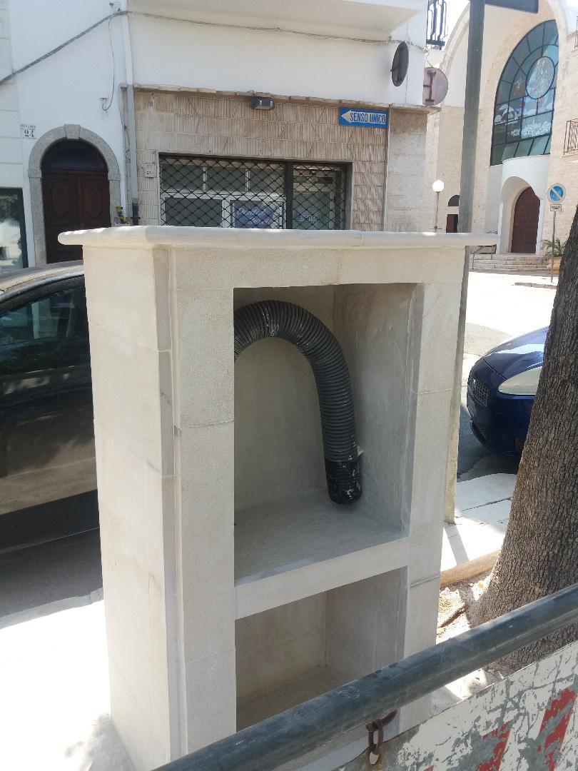 Pezze di Greco, una nuova cabina elettrica costruita in ...