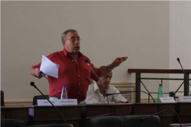 Donato De Carolis In Consiglio Calpestate Le Regole