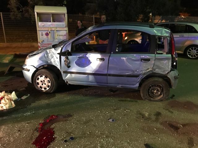 Incidente Stradale In Via Gravinella A Fasano Gravissimo Giovane