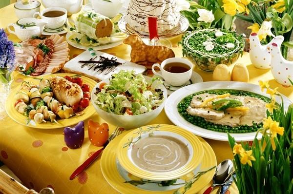 Pasqua 2013 - Menu per ospiti a pranzo ...