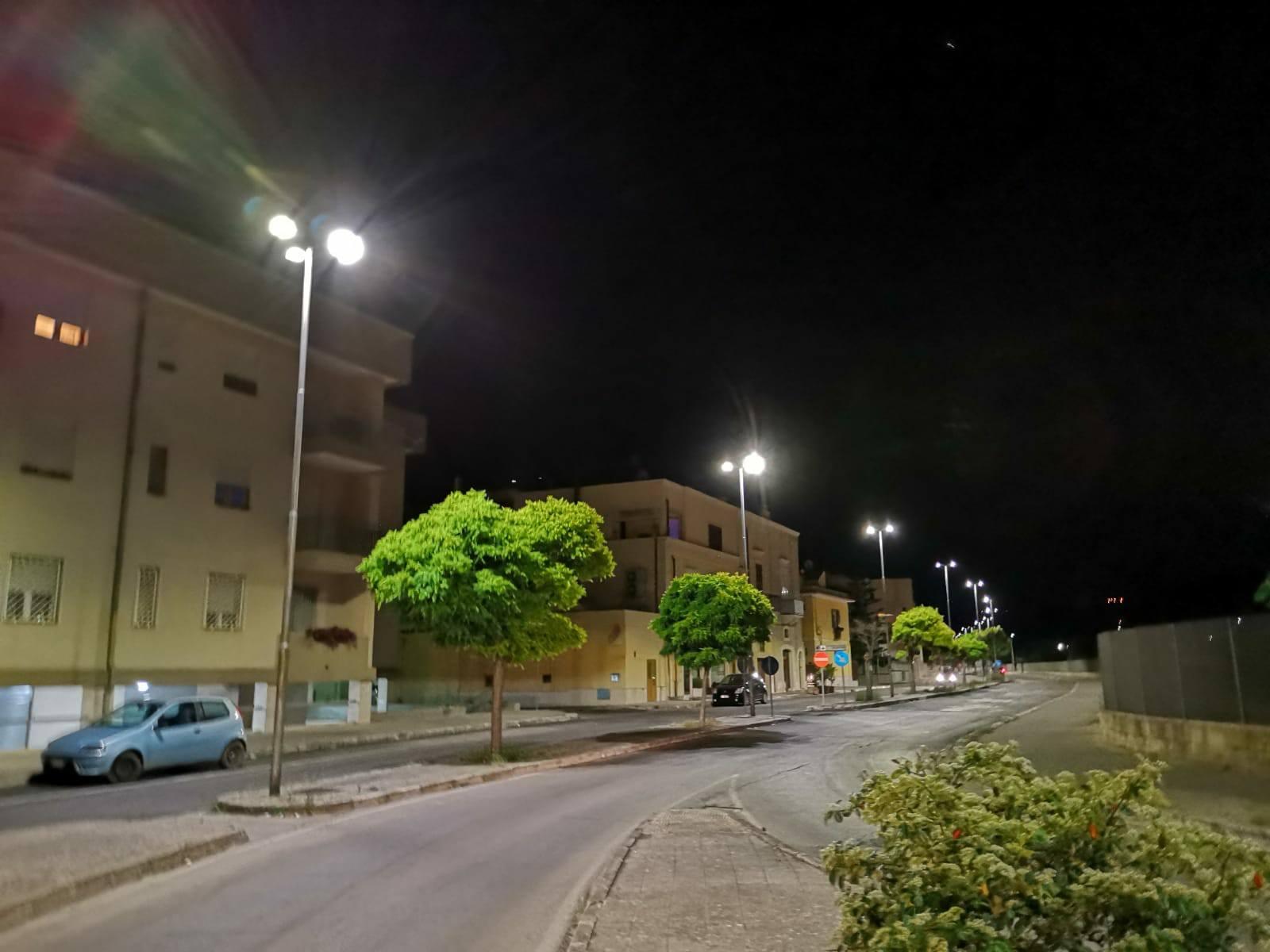 Pronte oltre 6000 nuove lampade a led per fasano for Nuove lampade a led