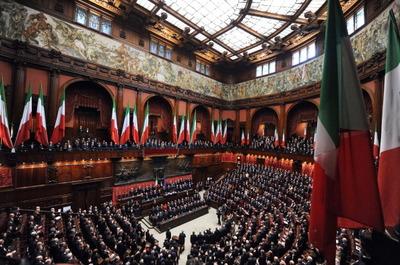 Tutte le liste pugliesi in corsa per la camera e il senato for Il parlamento italiano