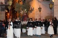 Processione 'Ges� nell'orto degli ulivi' della Confraternita di Maria SS.ma del Rosario