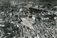 Immagine aerea di piazza San Pietro