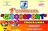 La locandina di Giocasport