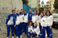 La formazione femminile del Volley Club Il Podio Fasano
