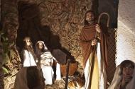 Presepe nel centro storico di Fasano - edizione 2011