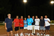 Le squadre finaliste del torneo 'By Night'