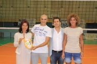 Laura De Mola, Renzo Abete, Renzo De Leonardis e Romina Cataldi