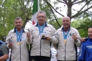 I vigili fasanesi campioni d'Italia