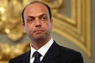 Angelino Alfano, segretario del Popolo della Libert�.