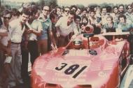 Angelo Guarini su Osella PA7 BMW
