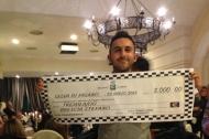Stefano Brescia vincitore del trofeo fasano corse 2012