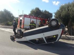 Incidente Fasano-Pezze