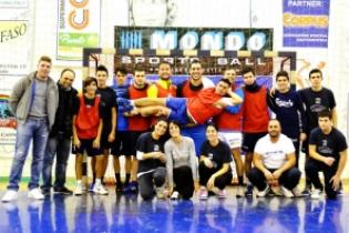 La squadra Fasancar del torneo