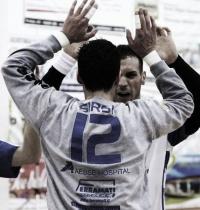 Paolo Sirsi (di spalle) e Umberto Giannoccaro.
