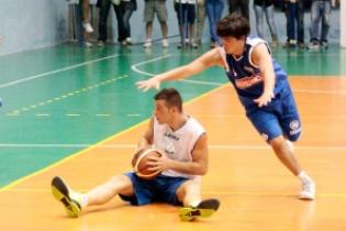 Stefano Sirena (foto Basket Fasano)