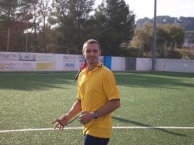 Donato Colucci, allenatore del Pezze