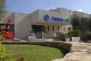 L'Hotel Express allo Zoosafari