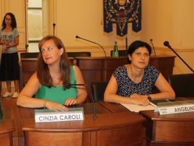 Il ruolo della donna lavoratrice al centro di un incontro for Angelini arredamenti fasano