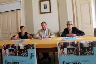 Presentata la stagione teatrale a fasano nove spettacoli for Angelini arredamenti fasano