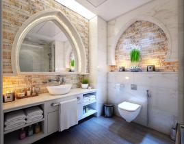 Progettare Il Bagno Di Casa : Consigli utili per arredare al meglio la stanza da bagno