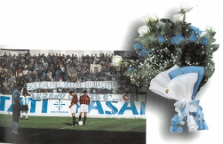 un minuto di raccoglimento per ricordare le vittime del crollo di Foggia (archivio Osservatorio)