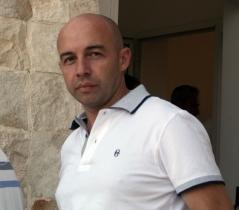 Francesco Palmisano, ds biancazzurro