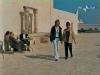 Cinzia De Ponti, inviata di Sereno variabile, con Marisa Melpignano