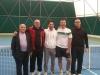 La formazione del TC Fasano con il dirigente Cenzino Anglani
