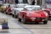 Corteo in arrivo a Fasano delle vetture storiche. Foto Giuseppe Carrone